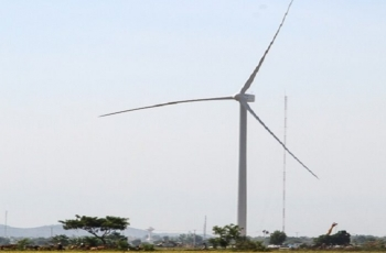 Siemens Investments Wind Power Farms 39 MW in Ninh Thuan