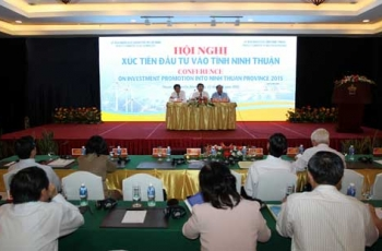 Many opportunities for collaboration, business investment in the province of Ninh Thuan