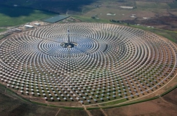 Solar power is growing rapidly worldwide