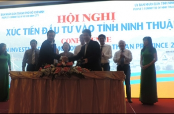 Ninh Thuan: Openness to new investment flows
