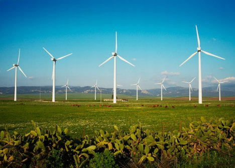 Phuoc Minh wind power project
