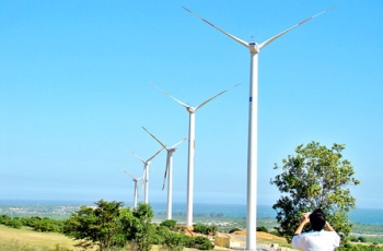 Singapore Blue Circle approved for 40MW wind project in Vietnam